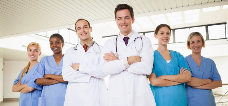 Multiple Medical Staff
